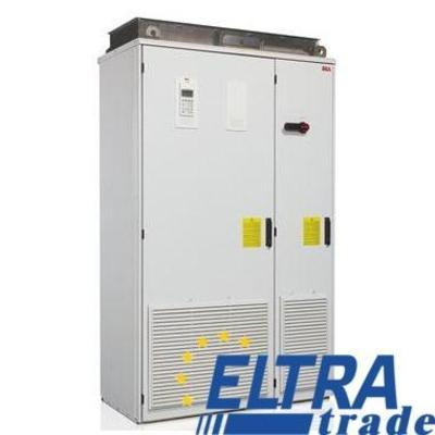 ABB ACS800-17-0060-3-0100-7 IF OPTION+E PM6Y817FANSINR6