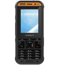 Pepperl+Fuchs Ex-Handy10-ROW-DZ2AIC-ANDN00..