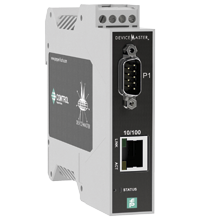 Pepperl+Fuchs ICDM-RX/PN-DB9/RJ45-DIN