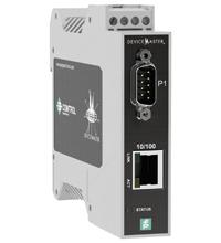 Pepperl+Fuchs ICDM-RX/TCP-DB9/RJ45-DIN