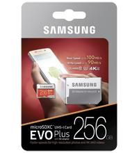 Pepperl+Fuchs Samsung EVO PLUS microSDXC