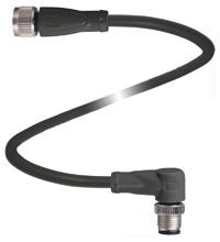 Pepperl+Fuchs V1-G-BK10M-PUR-U5/ABG-V1-W