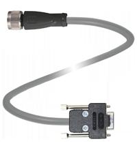 Pepperl+Fuchs x 1 on Sub-D V15-G-2M-PVC-SUBD9