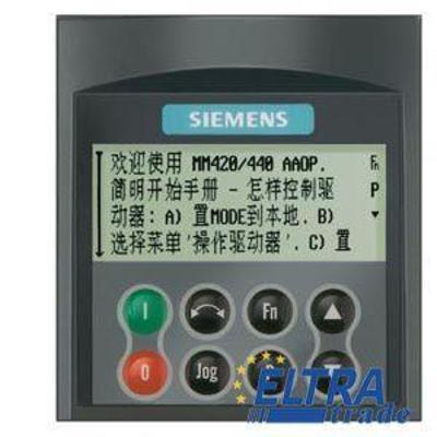 Siemens 6SE6400-0AP00-0AB0