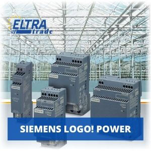 Siemens logo power supplies photo