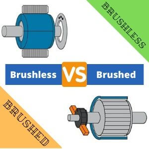 Brushed vs brushless what a difference image