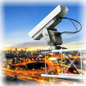 Security systems industrial cameras